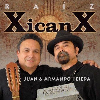 Raiz Xicanx CD cover cropped size