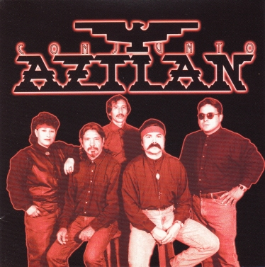 Conjunto Aztlan CD cover