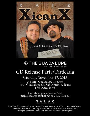 cd release tardeada flyer final